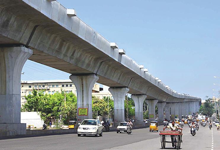 Hyderabad Metro Bringing in Lifestyle Changes