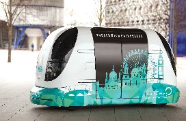 Driverless cars –  an accelerating reality
