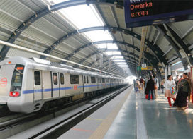 Preparations for  re -opening of Delhi Metro