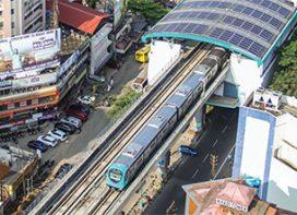 Kochi Metro: Going Green