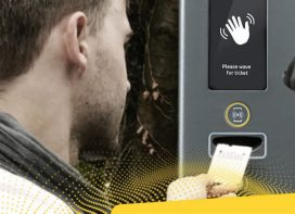 Parking Goes touchless