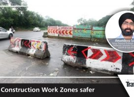 Making Construction Work Zones safer