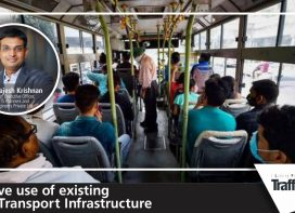 Effective use of existing Public Transport Infrastructure