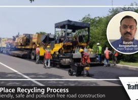 Hot in Place Recycling Process