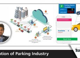 Uberization of Parking Industry