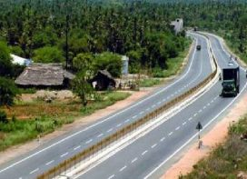 Highway projects  approved for  Madhya Pradesh.