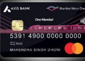 One Mumbai Metro Card