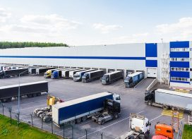 Hikvision helps maximize logistics performance with a Smart Dock Management Solution