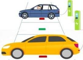 Techprom IoT Parking Lot Occupancy Sensors