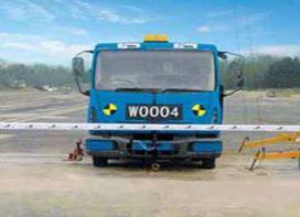 Crash tested barriers from Swaraj Secutech